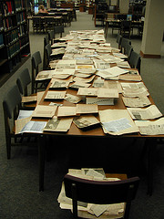 Carmichael Library newspaper collection